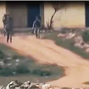 Βίντεο με τον θάνατο Τούρκων στρατιωτών στηνΣυρία