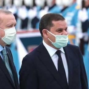 Ολοκληρώθηκε η συνάντηση Ερντογάν-Ντμέιμπα