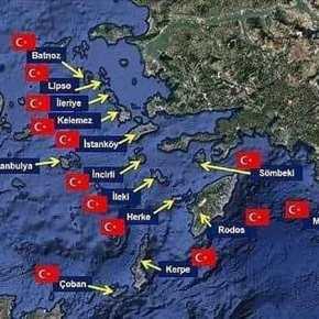 Σε άλλο… πλανήτη ο Ακάρ: Δεν θα επιτρέψουμε στην Ελλάδα να παραβιάσει τα δικαιώματά μας στοΑιγαίο