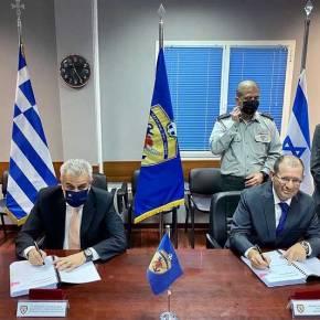 Υπογράψαμε την μεγαλύτερη ως σήμερα αμυντική συμφωνία με την Ελλάδα, λέει τοΙσραήλ