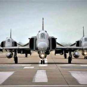 Το Phantom II κι αν εγέρασε είναι πολεμική μηχανή: Πως ο Ελληνικός «Spooky»τράβηξε τα μάτια των Ισραηλινών με ταF-15i