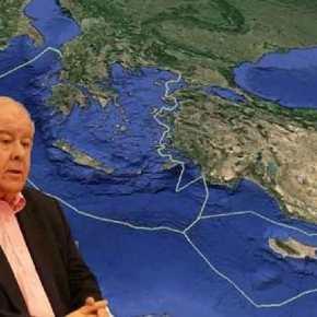 Επίσημος Χάρτης: Η γεωπολιτική σημασία της ΑΟΖ της Ευρωπαϊκής Ένωσης και το Καστελόριζο τηςΕυρώπης