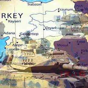Μεγάλες τουρκικές στρατιωτικές δυνάμεις εισέβαλαν στο ΒόρειοΙράκ