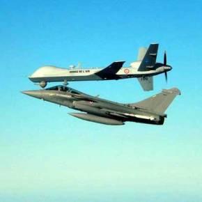 Η γαλλική Αεροπορία δείχνει πως πρέπει να αναχαιτίζονται -και τα τουρκικά- UAV από ταRafale