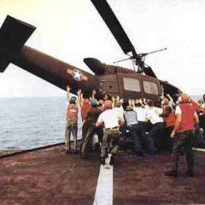 """ΣΑΝ ΣΗΜΕΡΑ – 29 Απριλίου 1975: Operation """"Frequent Wind"""", η δραματική εκκένωση τηςΣαϊγκόν"""