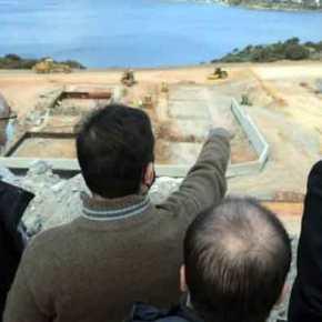 Φτιάχνουν κέντρο υποδοχής μεταναστών στο πλέον στρατηγικό σημείο τηςΛέρου!