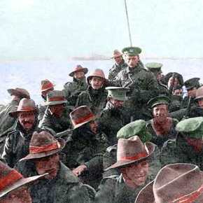 ΣΑΝ ΣΗΜΕΡΑ – 25 Απριλίου 1915: Απόβαση στην Καλλίπολη, θράσος καιατολμία
