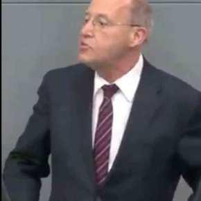 """Γερμανός βουλευτής λέει όσα δεν τολμούν οι """"δικοί μας"""": """"Πληρώστε το κατοχικό δάνειο, μη στηρίζετε τηνΤουρκία"""""""