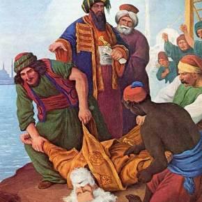 ΣΑΝ ΣΗΜΕΡΑ – 10/22 Απριλίου 1821: Η εκτέλεση του πατριάρχη Γρηγορίου του Ε΄ στην Κωνσταντινούπολη