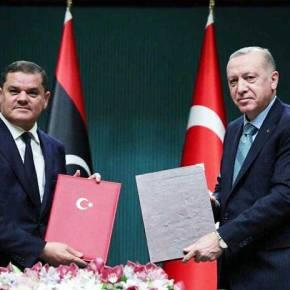 Τουρκία-Λιβύη: Επιμένουν στο μνημόνιο για την μεταξύ τουςΑΟΖ