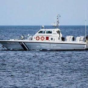 Οι Τούρκοι προσπάθησαν να περάσουν στα ελληνικά χωρικά ύδατα πέντε βάρκες μεμετανάστες
