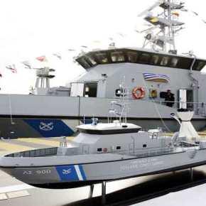 Λιμενικό Σώμα: Υπερσύγχρονοι αισθητήρες και σύστημα μάχης για τα νέα περιπολικάP355
