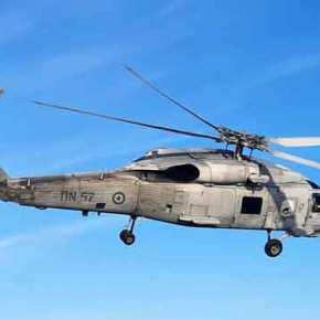 Στις 6 Μαΐου θα αποδοθεί στο Πολεμικό Ναυτικό το πρώτο S-70 Aegean Hawk που συντήρησε ηAeroservices