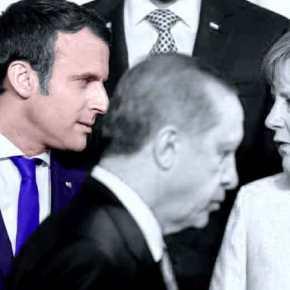 Η Τουρκία εμπλέκεται στα εσωτερικά της Γαλλίας η οποία κατηγορεί το Anadolu για διασπορά ψευδώνειδήσεων