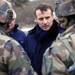 Στρατηγοί σε Μακρόν: »Ισλάμ & Τουρκία θα προκαλέσουν χάος & εμφύλιο στηνχώρα»!