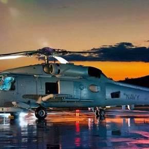 """Ακόμη 3 ελικόπτερα MH-60R για το ΠΝ, μέσω της """"δικαιώματος προαίρεσης"""" πουυπήρχε"""