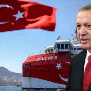 Τουρκία: «Τα σεισμογραφικά και τα γεωτρύπανά μας επιστρέφουν στην Αν.Μεσόγειο»