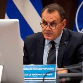 Ο υπουργός Εθνικής Άμυνας παίρνει θέση για τα Μ1117 και τηΓΔΑΕΕ