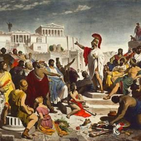 Η Ελλάδα κακέκτυπο του εμβληματικού ιστορικού παρελθόντοςτης