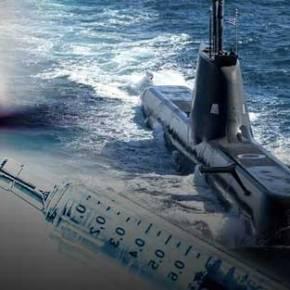 Αδιανόητη κρίση στα υποβρύχια του ΠΝ: Κρατούν κλειδωμένα στο σκάφος τα πληρώματα που αρνούνται να εμβολιαστούν!(βίντεο)