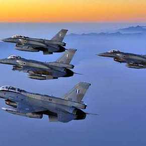 Απειλή βόμβας σε Ισραηλινό αεροσκάφος που μπήκε στο ελληνικό FIR: Σηκώθηκανμαχητικά