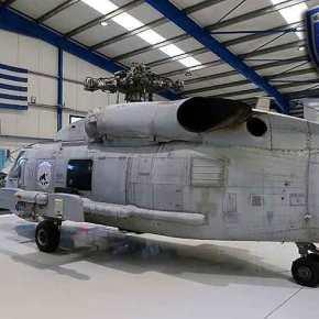 ΑΠΟΚΛΕΙΣΤΙΚΟ: 2ο ελικόπτερο S-70B6 μπήκε για συντήρηση, προς απόλυτη αποκατάστασηδιαθεσιμοτήτων