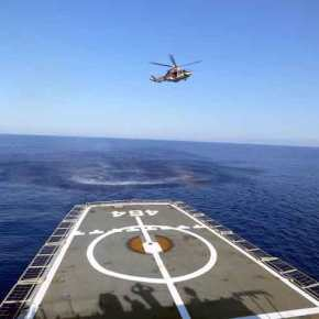 Κοινή ναυτική άσκηση Ελλάδας-Τυνησίας
