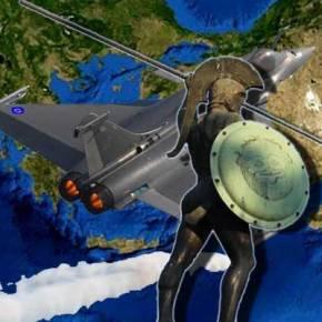 Εναέρια »ασπίδα» στο Αιγαίο: Η Ελλάδα πάει για άλλα έξιRafale
