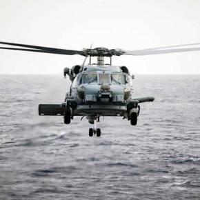 Πύραυλοι NSM για τα νέα ελικόπτερα MH-60R του Πολεμικού Ναυτικού: Μια αδήριτηανάγκη