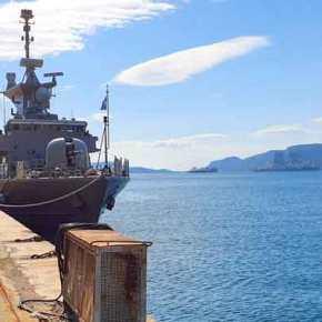 Thales: Επιτυχημένες δοκιμές εν πλω για την πυραυλάκατο«Καραθανάσης»