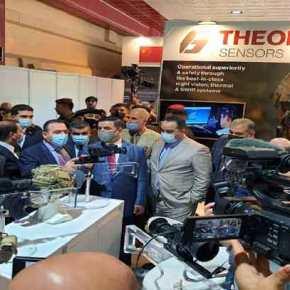 Η Theon Sensors αποδεικνύεται ο καλύτερος εκπρόσωπος της ελληνικής αμυντικής βιομηχανίας σε διεθνέςεπίπεδο