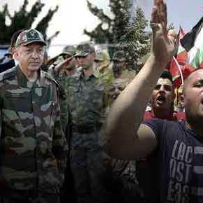 Ιερουσαλήμ: Χιλιάδες Παλαιστίνιοι κάλεσαν τον Ερντογάν να επέμβει στρατιωτικά – «Για όνομα του θεού στείλεστρατό»!