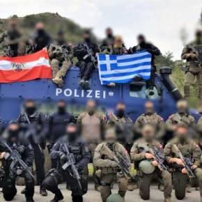 Οι Αυστριακοί θα τιμήσουν την συνεργασία EKAM – ΕΚΟ Cobra που αναπτύχθηκε πέρυσι στονΈβρο