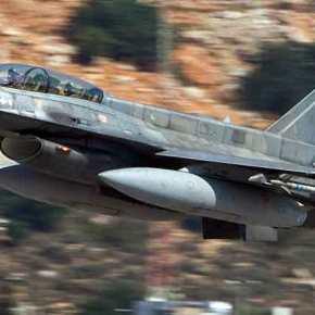 """Το τέταρτο F-16 (""""603"""") στην ΕΑΒ απόεχθές"""