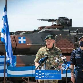 Στρατηγός Φλώρος: Οι απειλές της Τουρκίας δεν είναι θεωρητικές – Διατηρούμε ισχυρες ΈνοπλεςΔυνάμεις