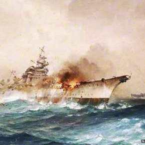 """ΣΑΝ ΣΗΜΕΡΑ – 27 Μαΐου 1941: """"Βυθίσατε το Bismarck"""", η τελευταία μάχη του """"αβύθιστουθωρηκτού"""""""