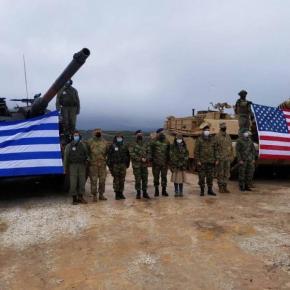 Άγκυρα: »Ελλάδα & ΗΠΑ κάνουν ασκήσεις σε «τουρκικά»χωριά»