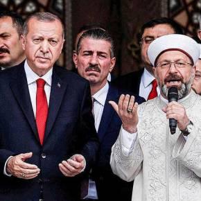 Ξεμένει από «όπλα» ο Ερντογάν: «Ξέθαψε» τον θρησκευτικό φανατισμό για να βρει«πελάτες»