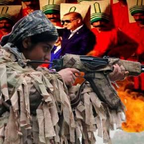 «Όνειδος» για τους Τούρκους κομάντος οι Κούρδισεςαντάρτισσες!
