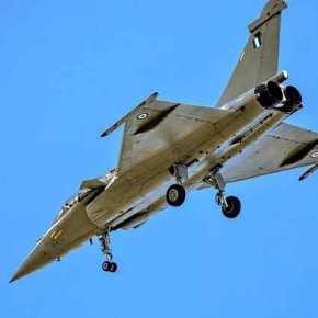 """Το """"401"""" πρώτο Rafale της Πολεμικής Αεροπορίας σε πτήσηδοκιμής"""