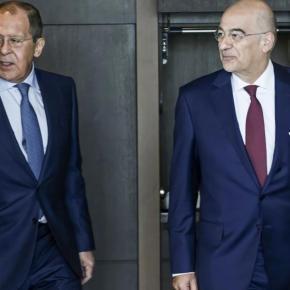 Για την ιδιαιτερότητα των σχέσεων Ελλάδας-Ρωσίας μίλησανΛαβρόφ-Δένδιας