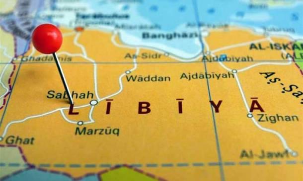 Τουρκικο-πραξικοπήμα--Λιβύη