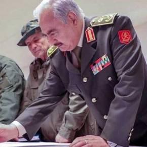 Λιβύη: Επίλεκτη πάνοπλη δύναμη ετοίμασε ο Χαφτάρ εναντίον τωνφιλότουρκων