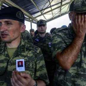 """Έμμεση παραδοχή Ακάρ-""""Μας συνέτριψαν οι Κούρδοι στο Β.Ιράκ""""-Τούρκος δημοσιογράφος κατηγορεί Ελλάδα-ΗΠΑ-Σερβία"""