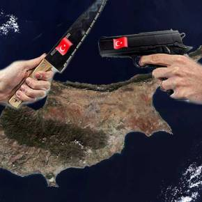 """""""Διαλέξετε ποία διχοτόμηση θέλετε ή πώς να τουρκέψετε τηνΚύπρο"""""""