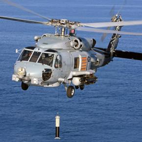 Σύμβαση της Lockheed Martin για σόναρ ALFS που θα φέρουν και τα ελληνικάMH-60R