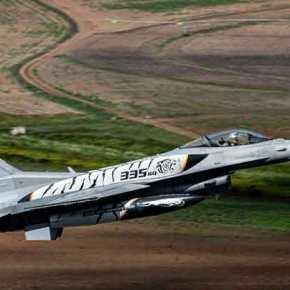 NATO Tiger Meet 2021: Τα F-16 Adv. της 335Μ στηνΠορτογαλία