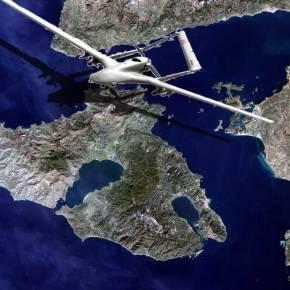 Τουρκικό UAV Bayraktar ΤΒ2 πέταξε πάνω από τηΛέσβο!