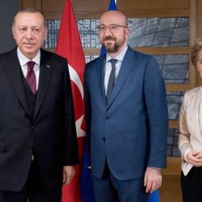 Αναστέλλονται οι ενταξιακές διαπραγματεύσεις της Τουρκίας – Ράπισμα από την Ευρώπη στον Ερντογάν-Η Ευρωβουλή «τελειώνει» τον Ερντογάν – «Αν δεν αλλάξετε στάση, παγώνουν οι ενταξιακέςσυνομιλίες»