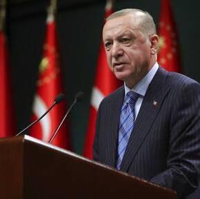 «Κωλοτούμπα» Ερντογάν: Η συνάντηση με τον Μπάιντεν θα σηματοδοτήσει μια νέαεποχή